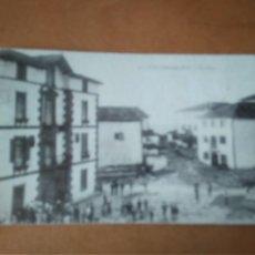Postales: ZUGARRAMURDI (NAVARRA) - LA PLAZA (COLECC.EDITADA PORCAJA NAVARRA /DIARIO DE NOTICIAS). Lote 277230403