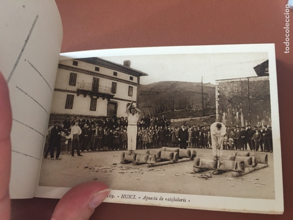 Postales: Navarra artística 9. Completo. Sin circular - Foto 4 - 277426083