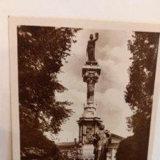 Postales: PAMPLONA. MONUMENTO DE LOS FUEROS. Lote 278171918