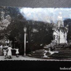 Postales: PAMPLONA NAVARRA MONUMENTO A NAVARRO VILLOSLADA POSTAL ANTIGUA EDICIONES GARCÍA GARRABELLA. Lote 278382878