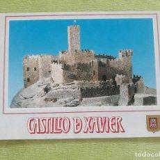 Postales: CASTILLO DE XABIER - MAQUETA. Lote 278447583
