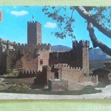 Postales: CASTILLO DE XABIER. Lote 278447623