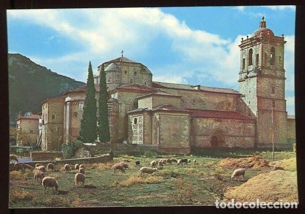 EM1566 IRACHE MONASTERIO 1965 TOMAS Nº23 (Postales - España - Navarra Moderna (desde 1.940))