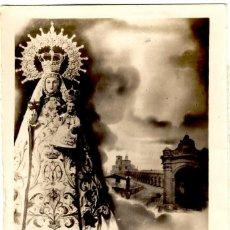Postales: CASCANTE (NAVARRA) - STMA. VIRGEN DEL ROMERO - ED. ARRIBAS Nº I - 144X83 MM.. Lote 278609358