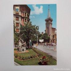 Postales: POSTAL PAMPLONA. MONUMENTO. AVENIDA E IGLESIA DE SAN IGNACIO (NAVARRA) ESCRITA. Nº 23 DOMINGUEZ. Lote 279420893