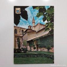 Postales: POSTAL PAMPLONA. CATEDRAL ARCEDIANATO (NAVARRA) CIRCULADA 1965. Nº 25 DOMINGUEZ. Lote 279424483