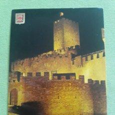 Cartes Postales: CASTILLO DE XABIER - Nº 17 - LUZ Y SONIDO. Lote 279592948