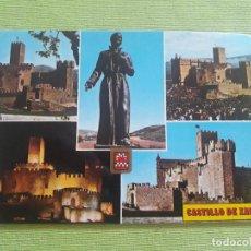 Postales: CASTILLO DE XABIER - Nº 41 - DIVERSOS ASPECTOS - ESCUDO DE ORO. Lote 279593363