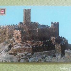 Postales: CASTILLO DE XABIER - Nº 4 - MAQUETA. Lote 279593508