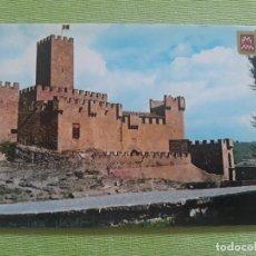 Postales: CASTILLO DE XABIER - Nº 44 - ESCUDO DE ORO. Lote 279593623