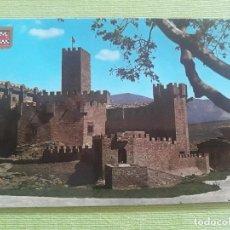 Postales: CASTILLO DE XABIER - Nº 1 - ESCUDO DE ORO. Lote 279593773