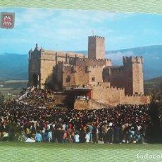 Postales: CASTILLO DE XABIER - Nº 38 - XABIERADA - ESCUDO DE ORO. Lote 279593913
