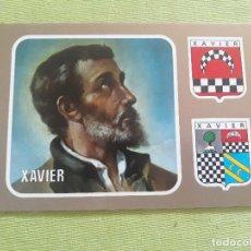 Postales: CASTILLO DE XABIER - Nº 101 - SAN FRANCISCO XABIER - ESCUDO DE ORO. Lote 279594058
