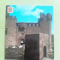 Postales: CASTILLO DE JABIER - Nº 11 - PUENTE LEVADIZO. Lote 279594983