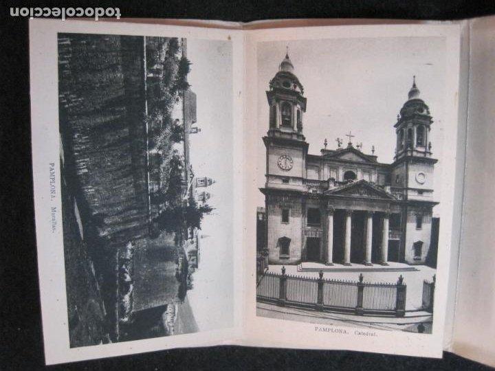 Postales: PAMPLONA-BLOC CON 15 POSTALES ANTIGUAS-VER FOTOS-(83.651) - Foto 8 - 286531288