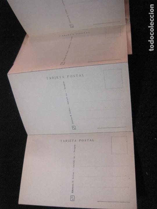 Postales: PAMPLONA-BLOC CON 15 POSTALES ANTIGUAS-VER FOTOS-(83.651) - Foto 11 - 286531288