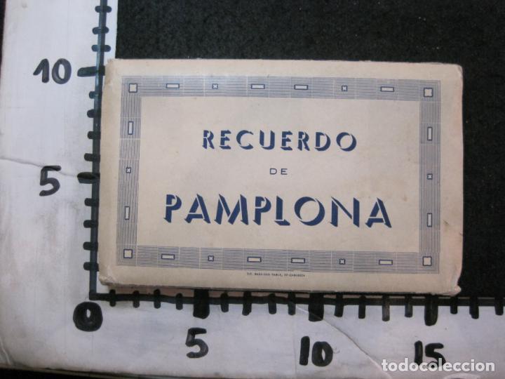 Postales: PAMPLONA-BLOC CON 15 POSTALES ANTIGUAS-VER FOTOS-(83.651) - Foto 12 - 286531288