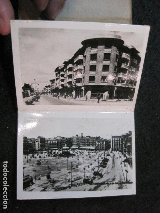 Postales: PAMPLONA-MINI BLOC CON 20 VISTAS ANTIGUAS-VER FOTOS-(K-4082) - Foto 5 - 286533048