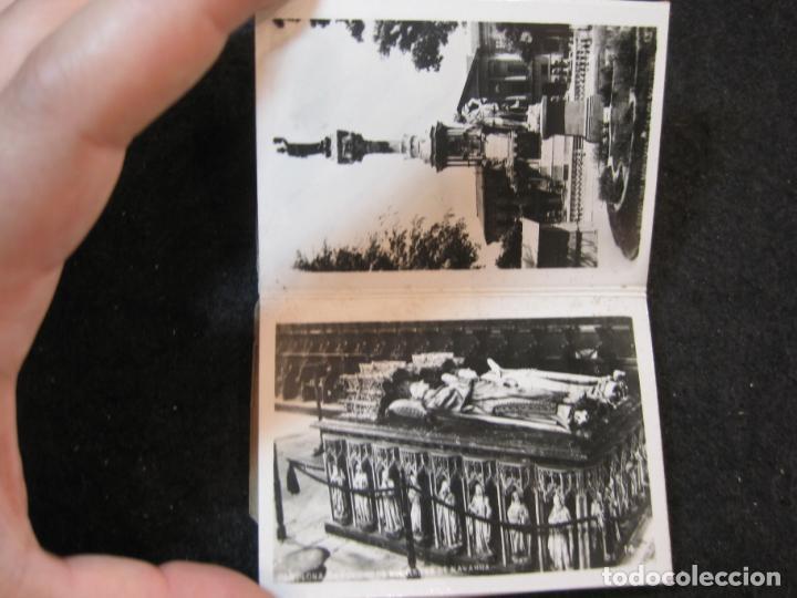 Postales: PAMPLONA-MINI BLOC CON 20 VISTAS ANTIGUAS-VER FOTOS-(K-4082) - Foto 9 - 286533048
