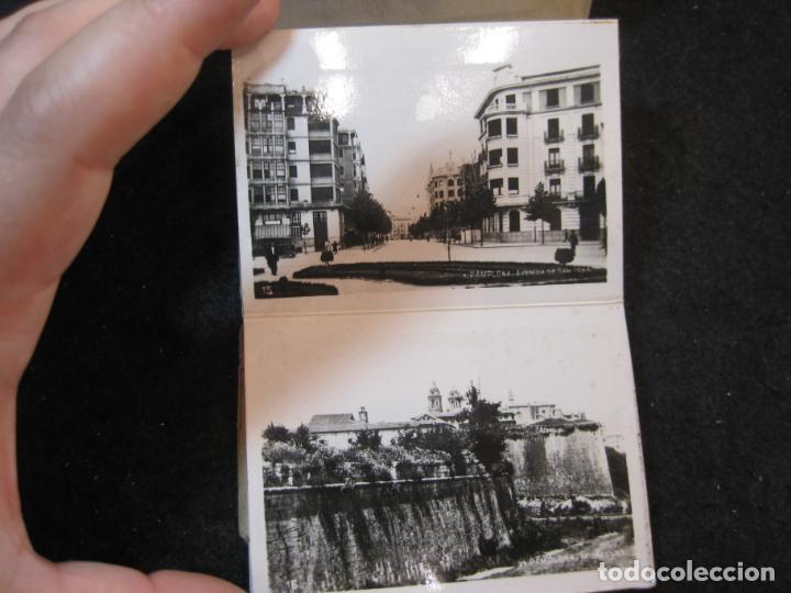 Postales: PAMPLONA-MINI BLOC CON 20 VISTAS ANTIGUAS-VER FOTOS-(K-4082) - Foto 10 - 286533048