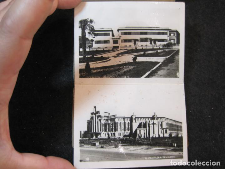 Postales: PAMPLONA-MINI BLOC CON 20 VISTAS ANTIGUAS-VER FOTOS-(K-4082) - Foto 11 - 286533048