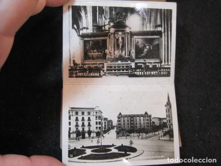 Postales: PAMPLONA-MINI BLOC CON 20 VISTAS ANTIGUAS-VER FOTOS-(K-4082) - Foto 12 - 286533048
