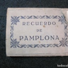 Postales: PAMPLONA-MINI BLOC CON 20 VISTAS ANTIGUAS-VER FOTOS-(K-4082). Lote 286533048