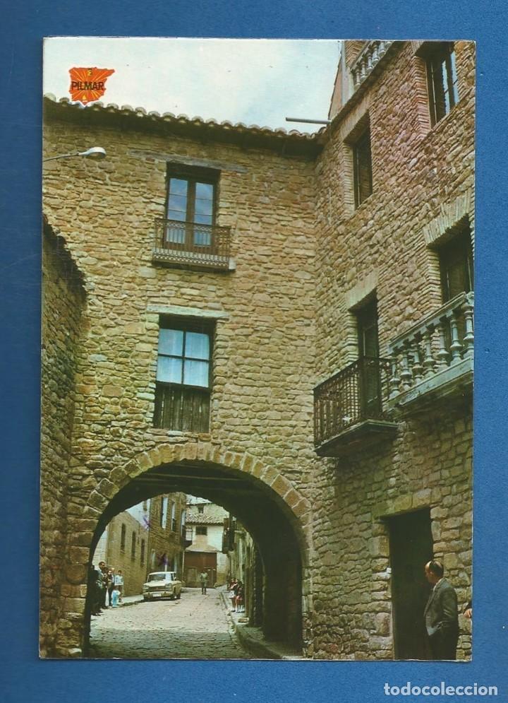POSTAL ESCRITA PERO NO CIRCULADA ARTAJONA 1 NAVARRA EDITA POSTALES PILMAR (Postales - España - Navarra Moderna (desde 1.940))