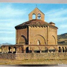 Postales: POSTAL MURUZABAL IGLESIA ROMÁNICA EUNATE S XII BEASCOA VAQUERO AÑOS 70 SIN CIRCULAR. Lote 288665058