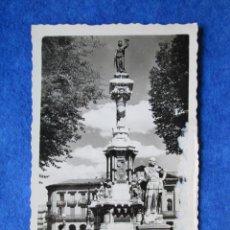 Postales: 98. PAMPLONA MONUMENTO A LOS FUEROS.. Lote 288952363