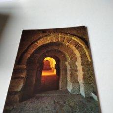 Postales: POSTAL MONASTERIO DE LEYRE, YESA. Lote 289458198