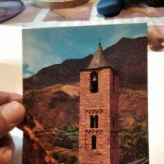 Postales: POSTAL VALLE DE BOHÍ TORRE ROMANICA. Lote 289461998