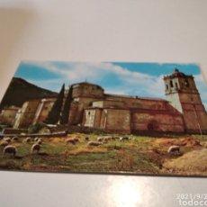 Postales: POSTAL MONASTERIO DE IRACHE. Lote 289465083
