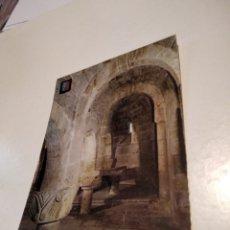 Postales: MONASTERIO DE SAN SALVADOR DE LEYRE. Lote 289493968