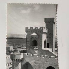 Postales: OLITE.-TORRE DE LOS CUATRO VIENTOS.-N° 5 ED. DARVI. Lote 293433223