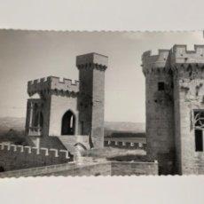 Postales: OLITE.-TORRE DE LOS CUATRO VIENTOS.-N° 4 ED. DARVI. Lote 293433853