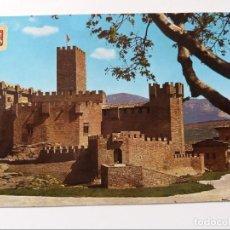 Postales: POSTAL - CASTILLO DE JAVIER - CHATEAU DE XAVIER. Lote 293767518