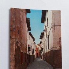 Postales: POSTAL - NAVARRA - CINTRUENIGO - CANTON DE LA VILLE 4813. Lote 293869258