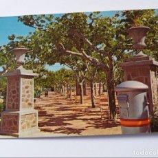 Postales: POSTAL - NAVARRA - CINTRUENIGO - PASEO AVENIDA RUBIO 4811. Lote 293869903