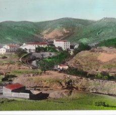 Postales: NAVARRA, FITERO BAÑOS PRIMITIVOS. NO CONSTA EDITOR. BYN COLOREADA. CIRCULADA. Lote 295340693