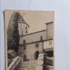 Postales: POSTAL - 1943 IGLESIA DE BERROETA - SERIE II NUM. 7. Lote 295569128