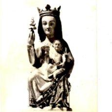 Postales: OCHAGAVÍA (NAVARRA) - VIRGEN DE LA MUSKILDA - NO FIGURA FOTÓGRAFO NI EDITOR - 147X106 - INÉDITA EN T. Lote 295594008