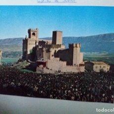 Postales: 2 POSTALES DEL CASTILLO DE JAVIER,NAVARRA. Lote 295871763