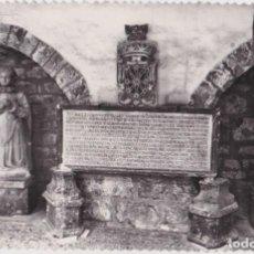 Postales: RONCESVALLES (NAVARRA) TALLA REYES DE NAVARRA (1.622) - EDICIONES SICILIA Nº5 - S/C. Lote 296609273