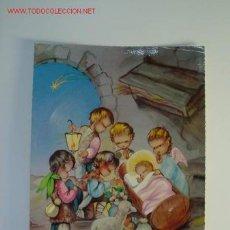 Postales: TARJETA POSTAL-DISCO FONOSCOPE NAVIDAD 1. Lote 27288705