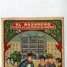 Postales: POSTAL DE EL BASURERO, 120X85. Lote 5289470