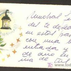 Postales: TARJETA NAVIDAD MINIATURA. Lote 7886725