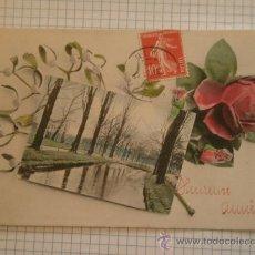 Postales: POSTAL CIRCULADA. Lote 10821443