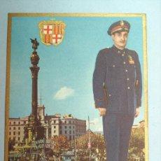 Postales: FELICITACION DE NAVIDAD EL SERENO-1960. Lote 25679692