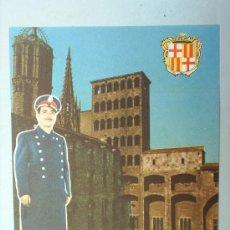 Postales: FELICITACION DE NAVIDAD -EL SERENO -1964 -. Lote 10863103